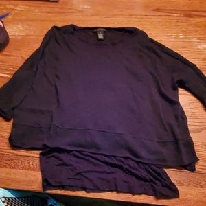 Sweater with built in tank